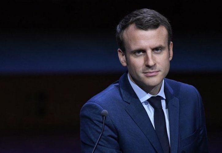 La popularidad del presidente francés, Emmanuel Macron, retrocedió en 10 puntos porcentuales. (Julien Mattia, NurPhoto).
