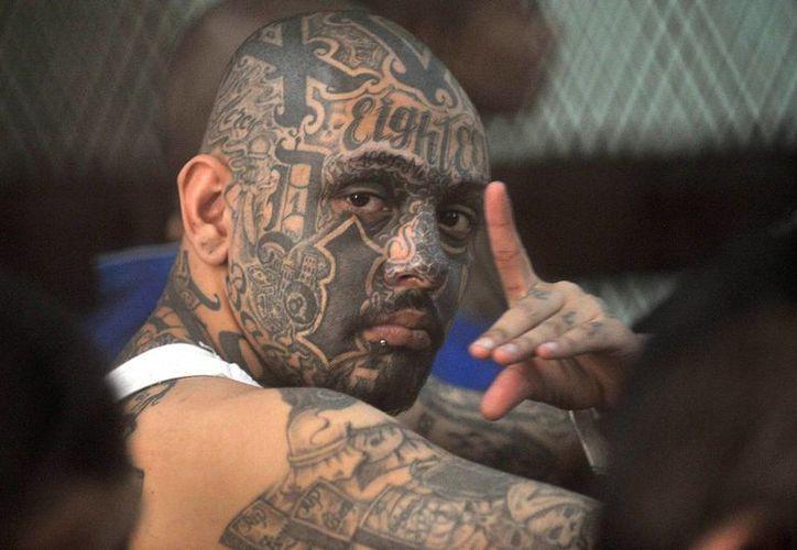 En El Salvador la delincuencia de las pandillas es uno de los principales problemas para el gobierno desde la década de los años 90. (blogspot.com)