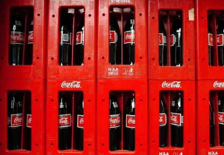 Coca Cola Femsa se hace de una refresquera brasileña con 64 años de  antigüedad. (Archivo Agencias)
