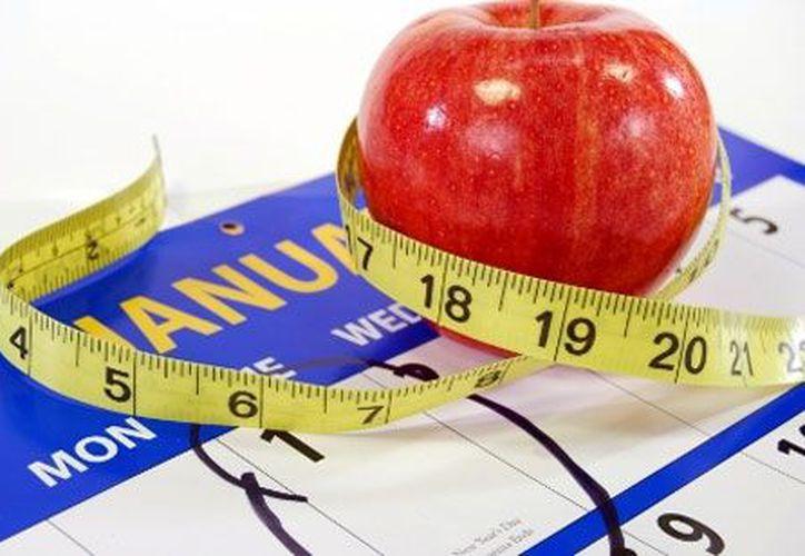 La mayoría de los cambios en nuestra vida requieren de disciplina, constancia y fuerza de voluntad. (Redacción/SIPSE)