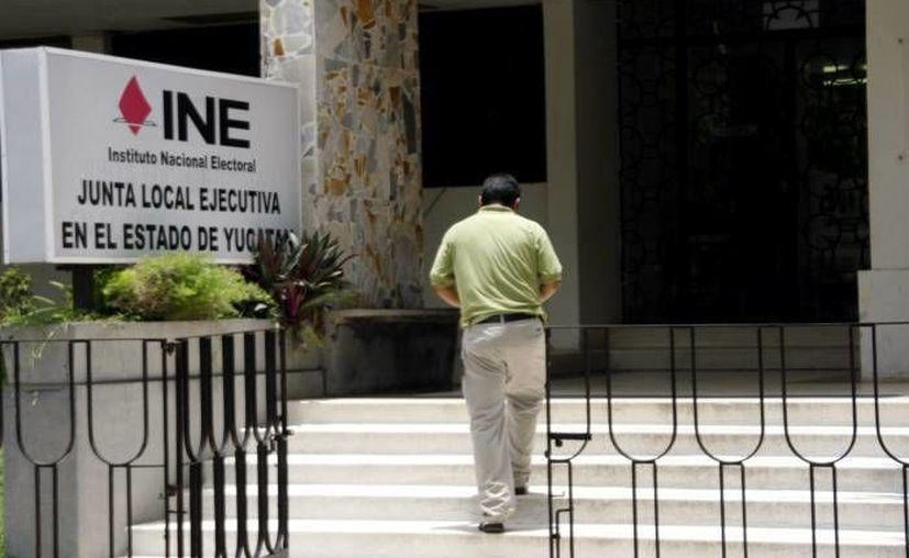 Ningún yucateco se postuló para buscar una diputación federal mediante alguna candidatura independiente. (SIPSE)