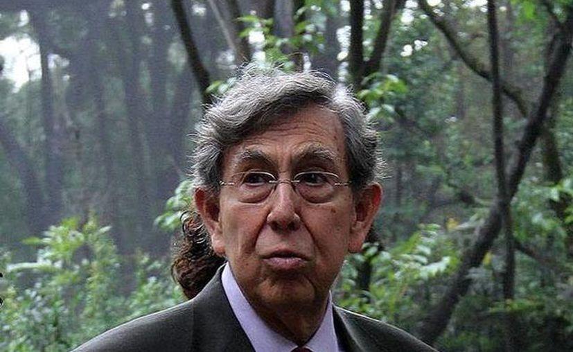 Están utilizando falazmente la figura histórica de Lázaro Cárdenas: Cuauhtémoc. (Notimex)