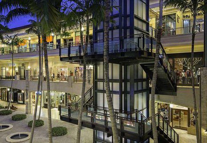 El centro comercial Merrick Park en Miami. (Facebook/MERRICK PARK)