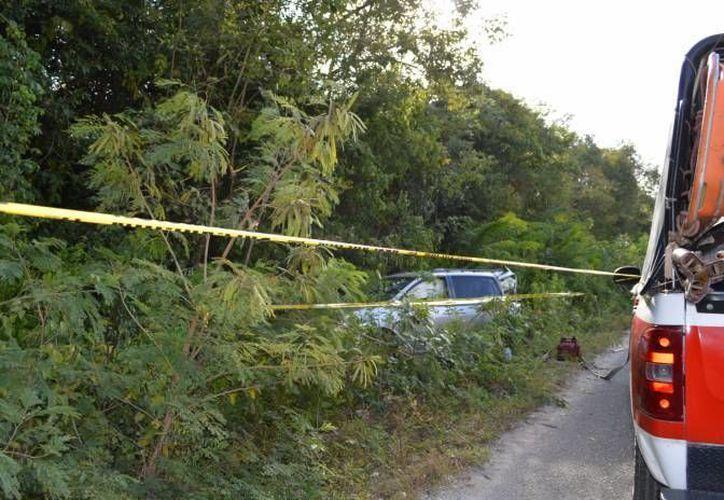 El sujeto perdió la vida en domingo mientras practicaba atletismo. (Eric Galindo/SIPSE)