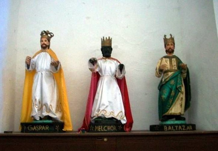 En Yucatán hay una fuerte devoción hacia los Reyes Magos, patrones de Tizimín. (Milenio Novedades)