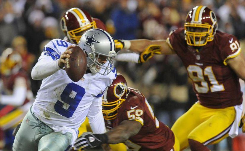 Dallas terminó la temporada con récord de 8-8. (Foto: Agencias)