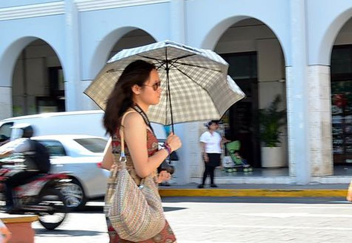 Para Mérida el pronóstico es de cielo mayormente despejado y soleado. (SIPSE)