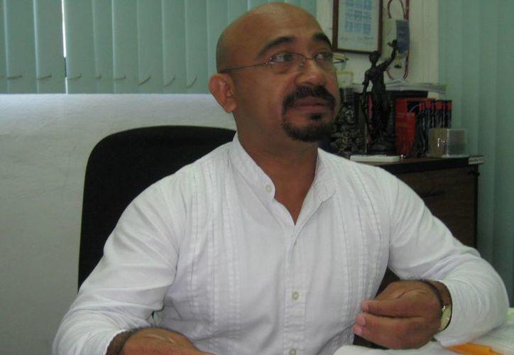 El visitador adjunto en la isla dijo que de un total de 34 quejas, 20 fueron en contra de la policía. (Lanrry Parra/SIPSE)