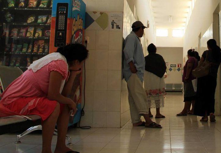 Los centros de salud del Estado capacitan a su personal. (Milenio Novedades)