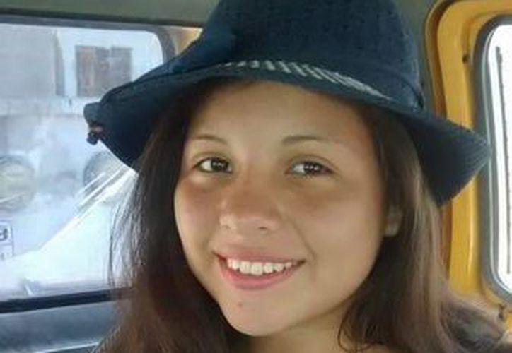 Marijose Yeh Cardiel, tiene 14 años. (Redacción/SIPSE)