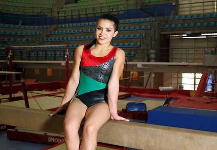 El dirigente deportivo destacó que Nicolle Castro es una competidora fuerte. (Contexto)