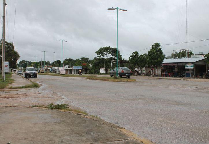 Ya se han hecho las solicitudes correspondientes, tanto al ayuntamiento como a la Secretaría de Salud, pues los habitantes no tienen a donde acudir. (Carlos Castillo/SIPSE)