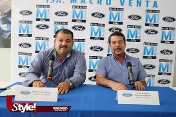 Macroventa Ford