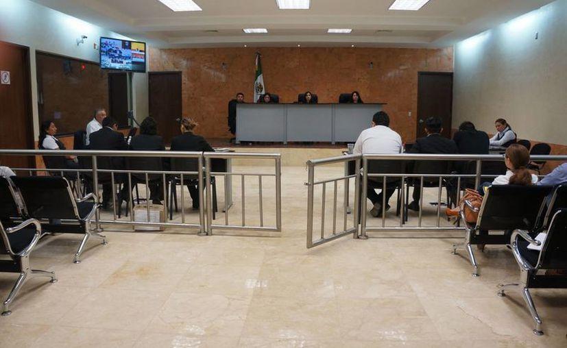 Las salas de juicio oral no se encuentren edificadas. (Archivo SIPSE)