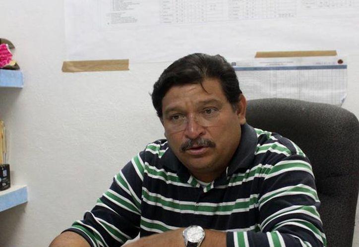 Gabriel Sulú Martínez, director de Protección Civil. (Lanrry Parra/SIPSE)