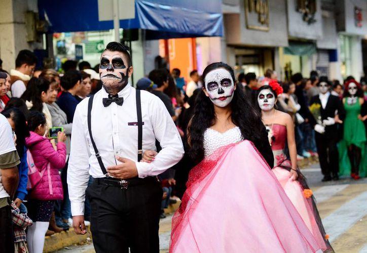 El concurso al mejor disfraz de catrin y catrina, se llevará a cabo en el bar The Pubic Place. (Foto: Contexto/ Golpe Político)