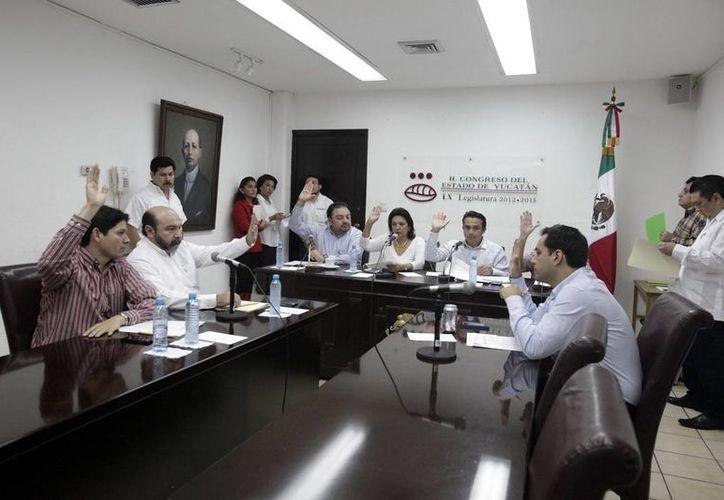 La Comisión de Presupuesto aprobó los lineamientos para analizar el paquete fiscal de los municipios. (Milenio Novedades)