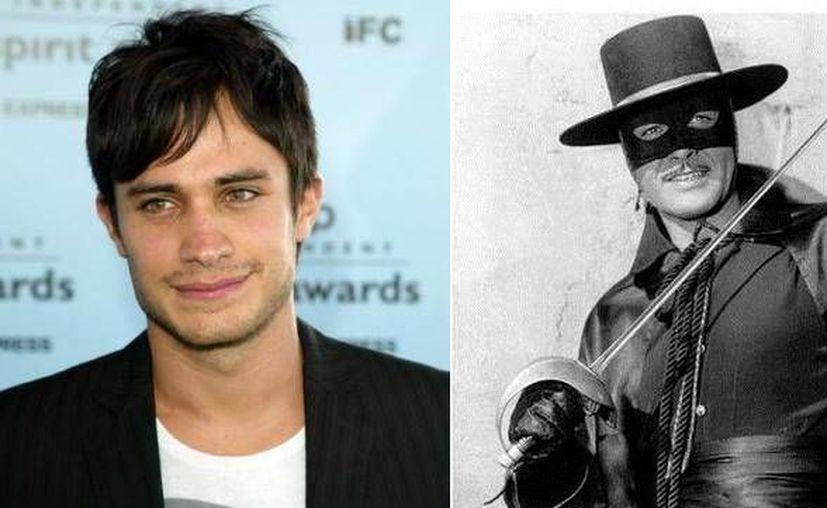 La leyenda de El Zorro continúa y una nueva película está en desarrollo la cual será protagonizada por Gael García. (Imagen tomada de visiondelcine.com)