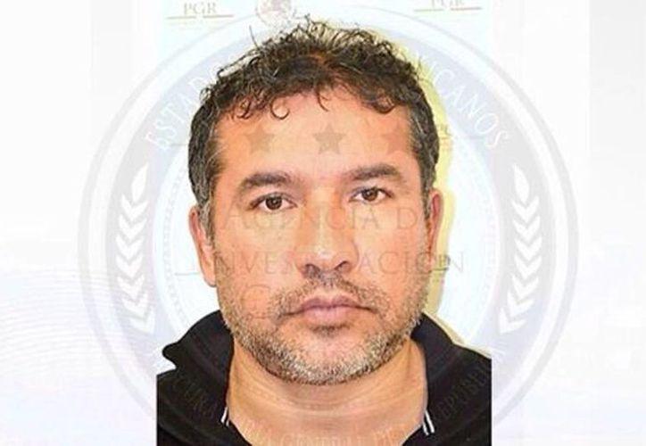 Sidronio Casarrubias, hermano de Adán Zenen Casarrubias Salgado. está vinculado con la desaparición de 43 normalistas de Ayotzinapa. (@PGR)