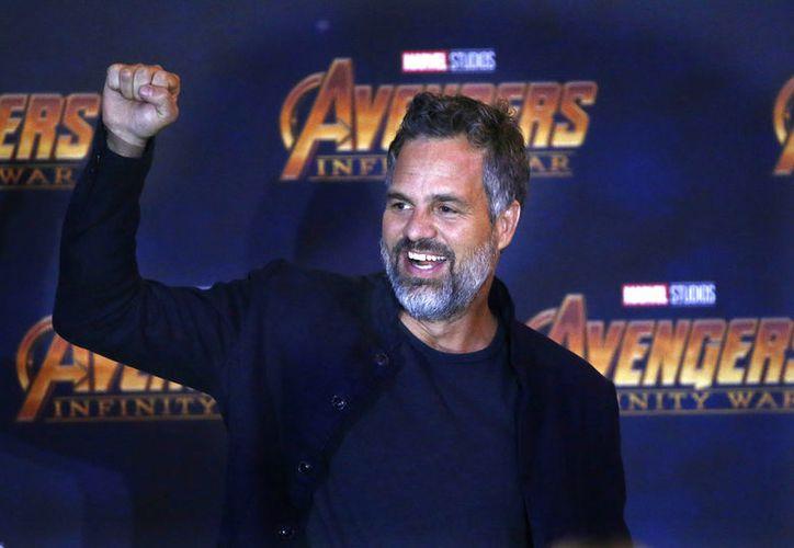 Presentan a nival nacional Infinity War, con la presencia de Mark Ruffalo, personaje que interpreta a Hulk. (Vanguardia MX)