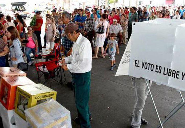 Expertos aseguran que actualmente existe un gran desconocimiento del proceso electoral, y por ello la población no participa de manera activa. (SIPSE)