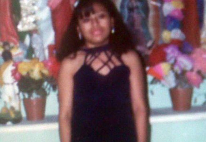 Fátima del Rosario Puc Tun desapareció hace unos días sin razón alguna. (Milenio Novedades)