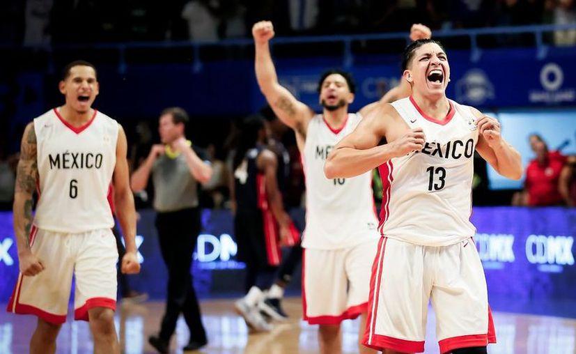 México llegó a 8 puntos e igualó a Puerto Rico, quien derrotó a Cuba. Estados Unidos sumó un punto con la derrota, pero sigue como líder con nueve unidades. (Vanguardia MX)