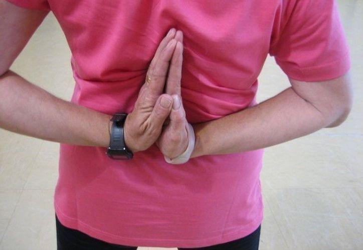 Los ejercicios continuos son necesarios para mantener la postura. (www.labioguia.com)