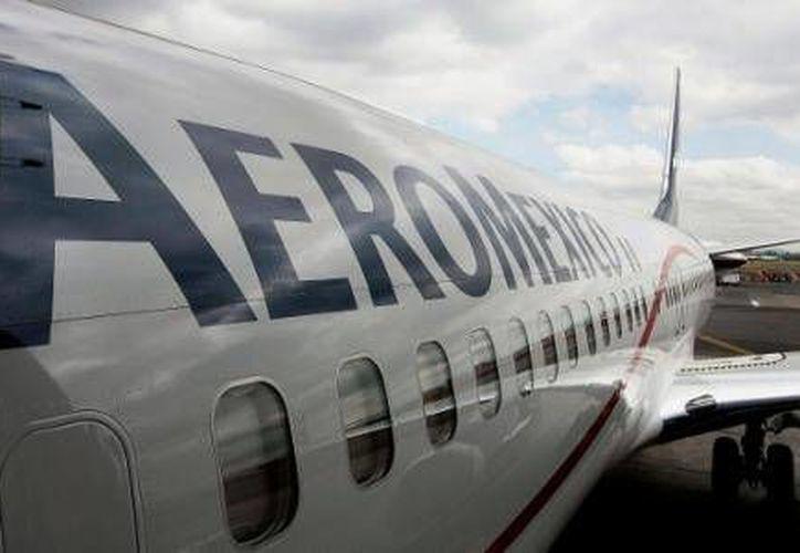 Aeroméxico ofrecerá vuelos diarios que saldrán del a Ciudad de México con destino a Cozumel. (Contexto/Internet)