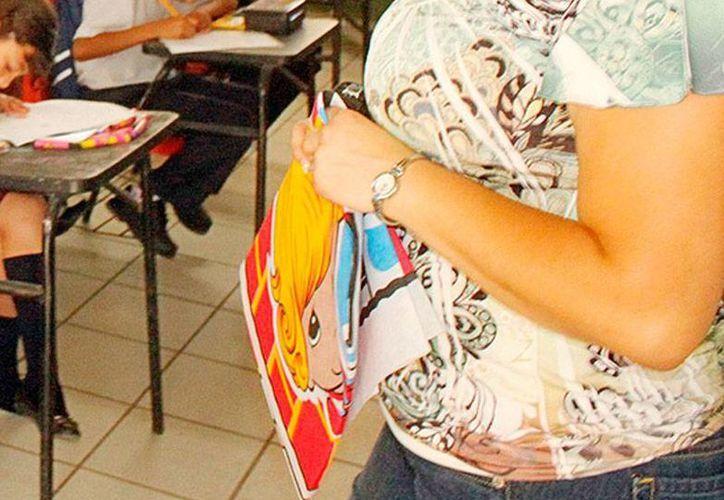Una maestra ofendió, con un apodo, a una niña en una escuela de León, Guanajuato. La profesora ni siquiera le da clases a la pequeña, simplemente tuvo un encuentro con ella, y ahí se dio el 'problema'. (Imagen de contexto/inidedelauia.org)