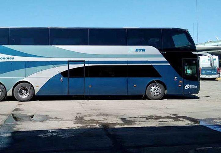 Directivos de la compañía anunciaron que se instalarán cámaras de vigilancia en todos los autobuses de la línea. (Excelsior)