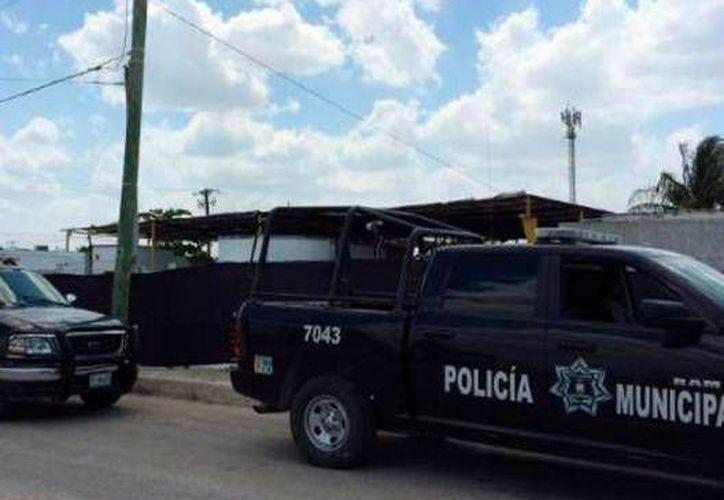 Un asaltante fue detenido en Progreso poco después de cometer un ilícito en un predio particular. (Foto de contexto de SIPSE)