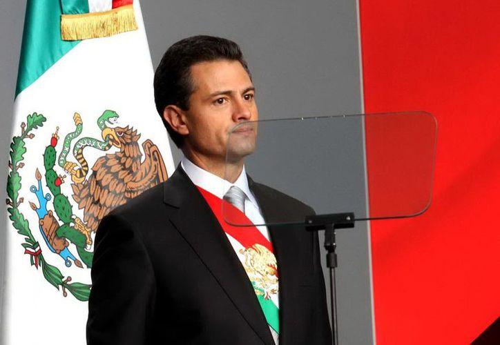 Antes de ser presidente, Peña Nieto ya había viajado a Guatemala, Colombia, Brasil, Argentina, Perú y EU. (Notimex)