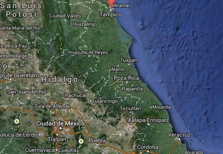 Entre los objetos decomisados a los detenidos en Ciudad Madero están: un arma larga y una corta, 11 cargadores y 200 cartuchos útiles. (Google Maps)