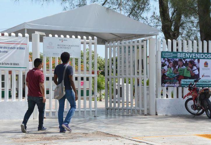Los estudiantes disfrutaron de un mes de receso. (Victoria González/SIPSE)