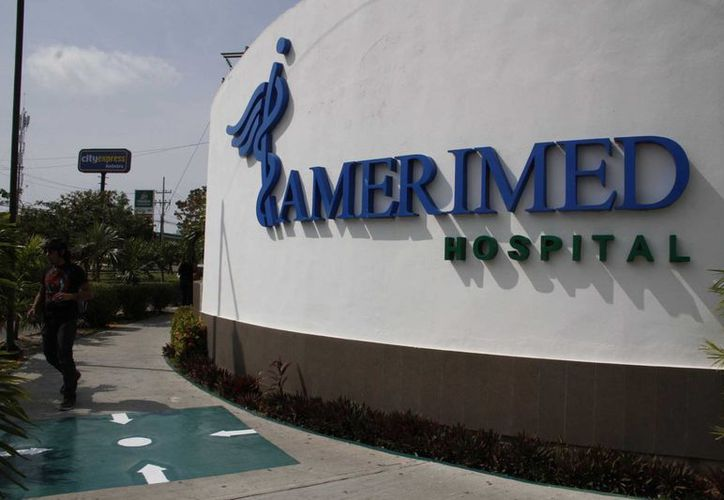 El hospital Amerimed es el único certificado en trasplante de órganos. (Tomás Álvarez/SIPSE)