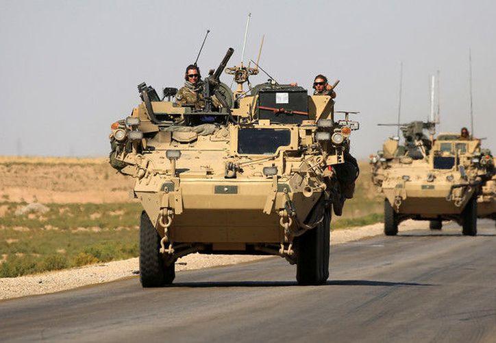 Asesores militares estadounidenses están operando dentro de la ciudad. (RT)