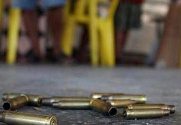 Brenda Marlen Hernández Razo era la mujer embarazada que fue alcanzada por un impacto de bala en un enfrentamiento entre civiles y fuerzas federales y estatales en Reynosa. (Agencias/Foto de contexto)