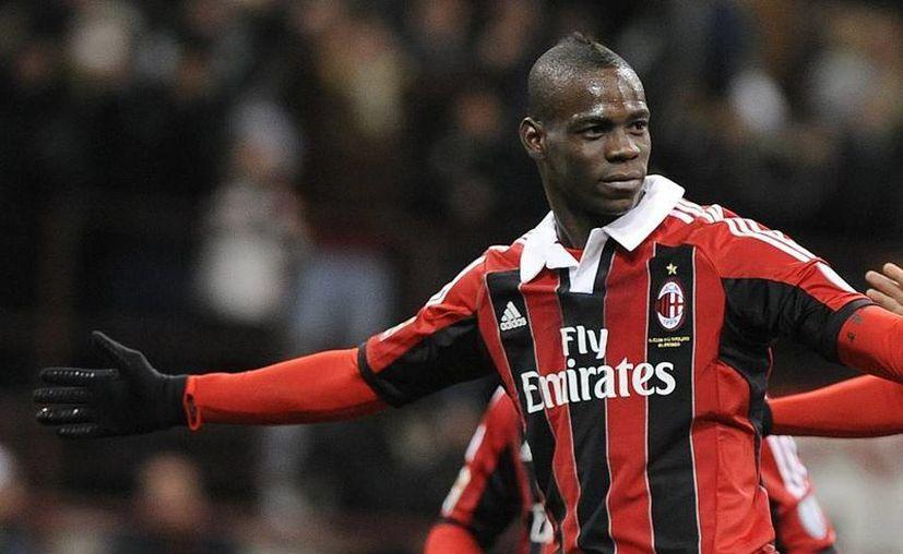 Ballotelli no jugará contra Napoli, Juventus y Catania. (www.ibtimes.co.uk/Archivo)