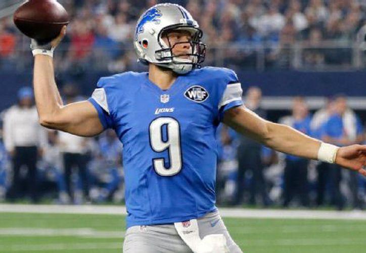 Stafford podría convertirse en un hombre de 25 millones de dólares anuales, si lo desea. Podría imponer nuevas marcas con un nuevo acuerdo. (Foto: ESPN)