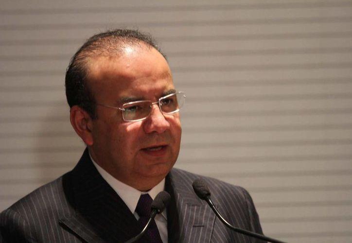 Navarrete Prida dijo que la reforma laboral traerá beneficios como la formalización de miles de personas. (Notimex)