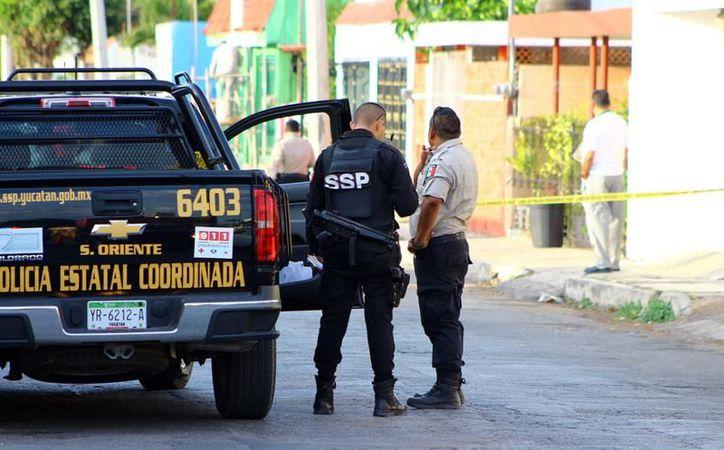 El asesinato de Emma Molina continúa su proceso. En esta ocasión fue imputado por feminicidio su exesposo, Martín Medina Sonda. (SIPSE)