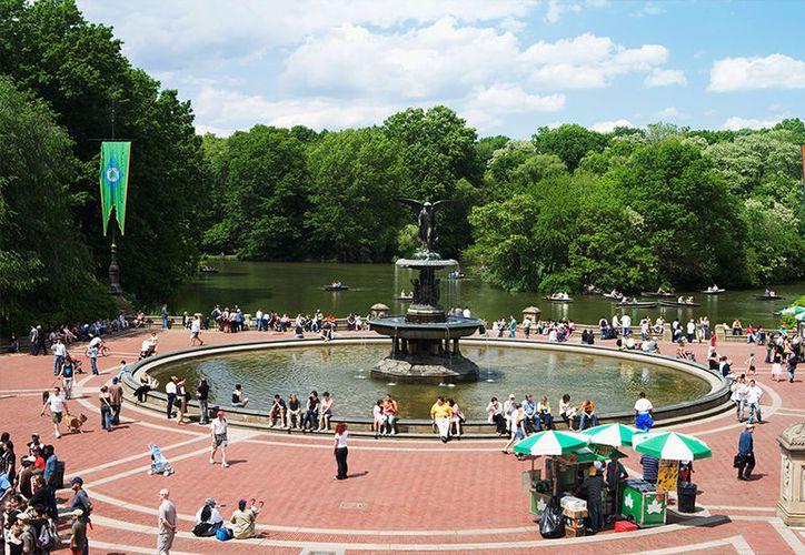 El proyecto de Gran Parque de La Plancha iniciará su construcción en el primer mes del año entrante. (Imagen del Central Park de Nueva York/ www.citibikenyc.com)