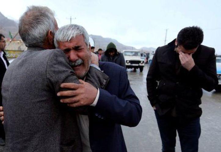 El guía supremo iraní, Ali Jamenei, envió sus condolencias a los familiares de las personas que iban a bordo del avión. (Milenio)