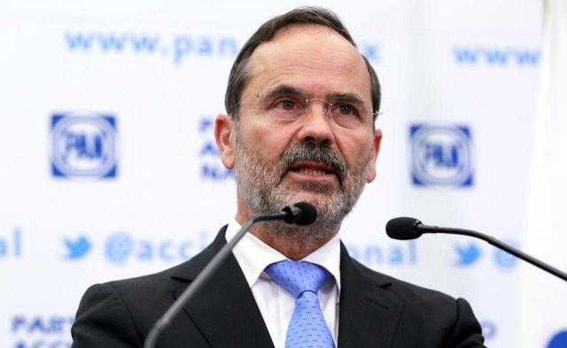 El líder del PAN pidió calma en el tema del relevo de la dirigencia. (Archivo/SIPSE)