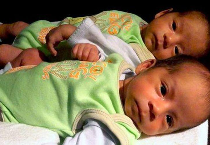 Los mayas de Yucatán consideran a los gemelos como 'potencialmente peligrosos', por lo que realizan rituales para 'insertarlos' a la sociedad. La imagen, difundida por la Agencia Informativa Conacyt, está utilizada solo con fines ilustrativos.