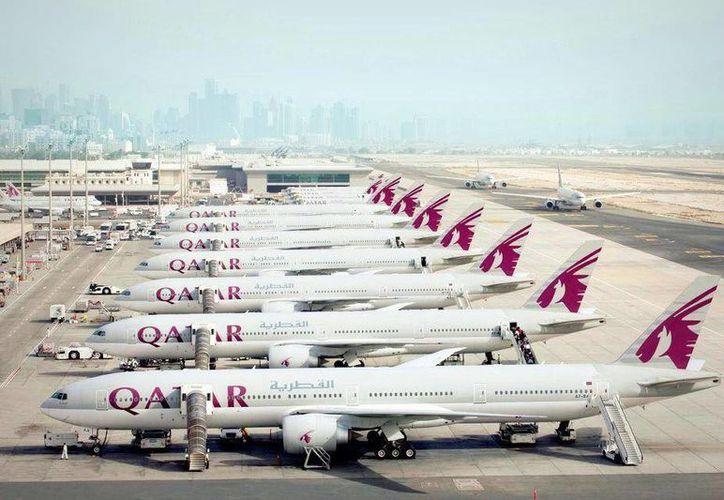 El sector turístico de Cancún reconoció que la apertura de un vuelo de Qatar no será inmediatamente. (Redacción/SIPSE)