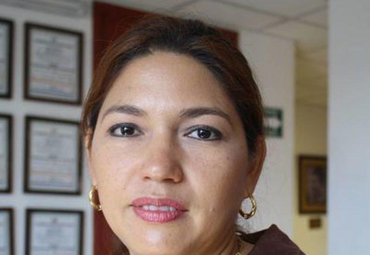 Samaria Angulo Salas, presidenta de la comisión de equidad y género. (Yenny Gaona/SIPSE)