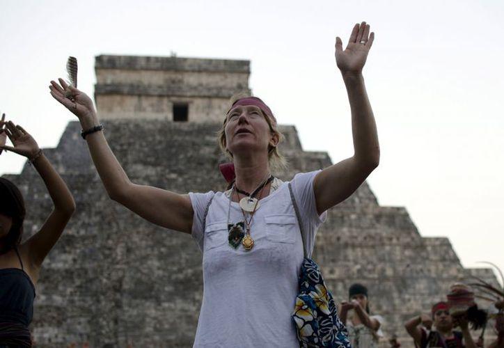 La realidad que viven ahora los mayas es de extrema pobreza. (Agencia Reforma)