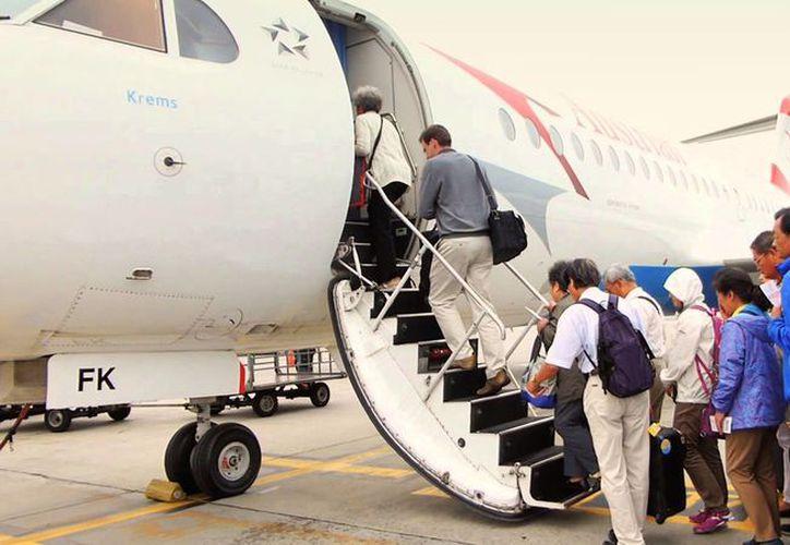 Las nuevas disposiciones de la Ley de Aviación Civil no entraron en vigor. (Contexto)